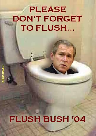 flush bush